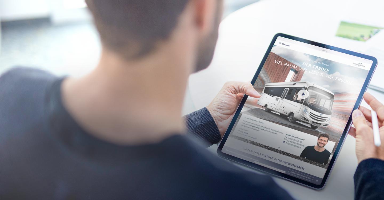 Digitalen Katalog